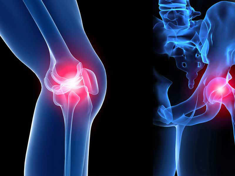 Cartilage Damage in joints