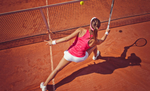 don't let Osteoarthritis OA knee pain keep you off the court