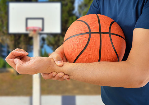 wrist pain can stop the game