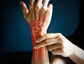 wrist pain is no fun