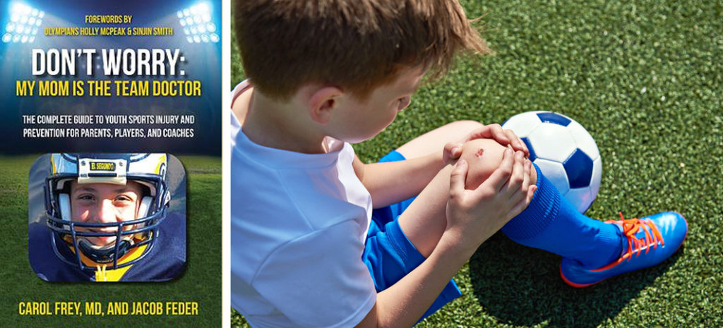 Children Sports Injuries The Risks Of Kids Who Play Sports West