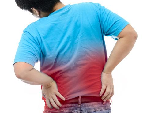 back pain in kids