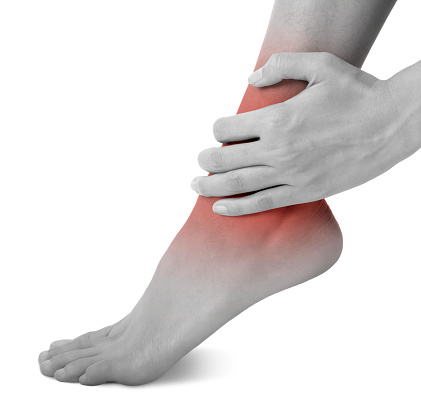 ankle sprains can be very painful and take a lot of time to recover
